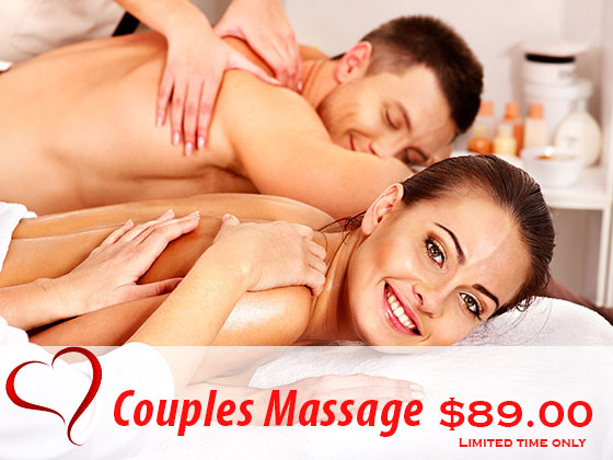 valentines day couples massage is here