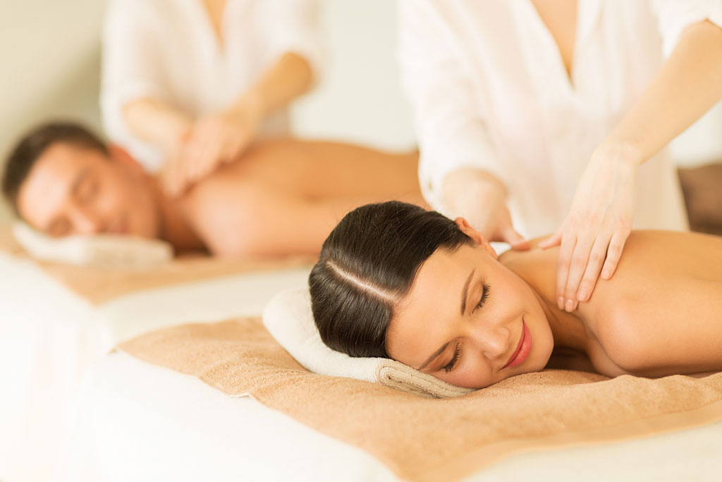 massage and couples treatments
